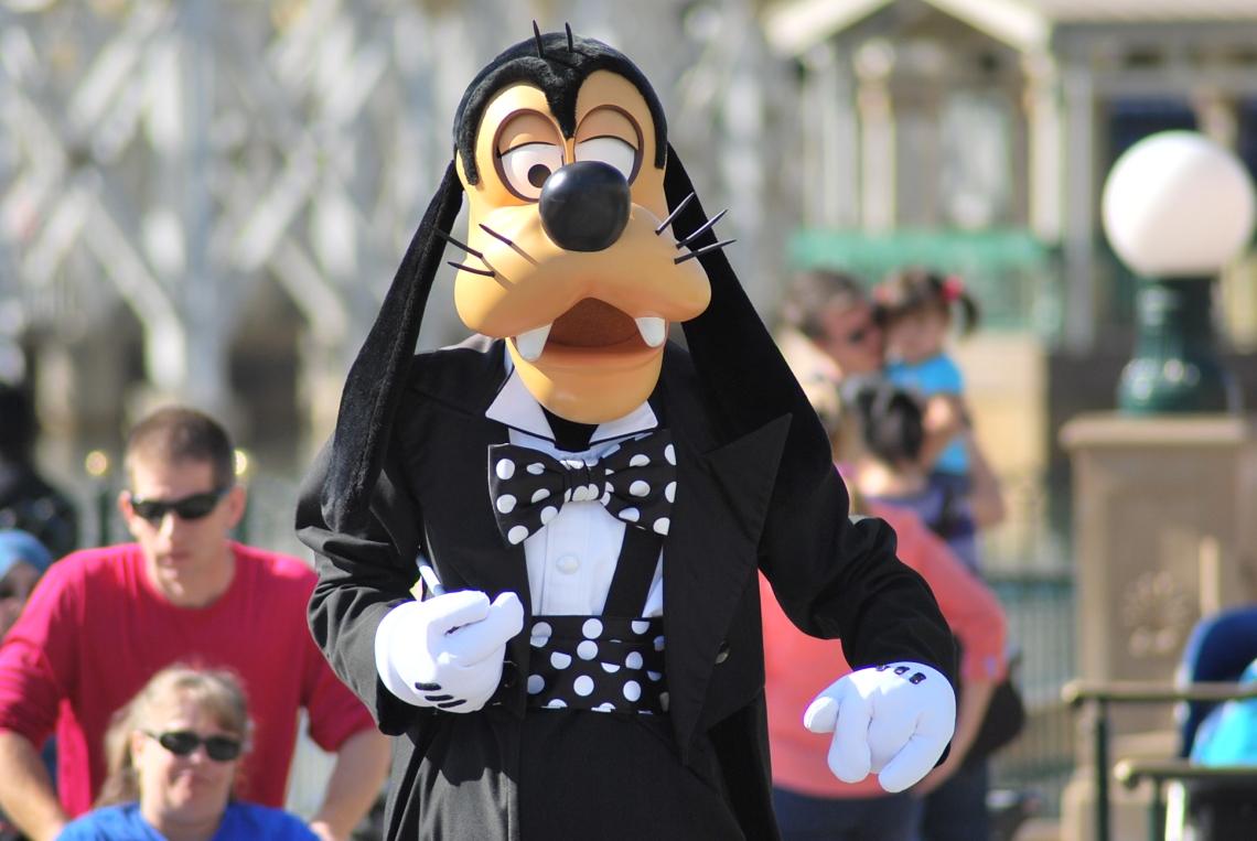 Maestro Goofy