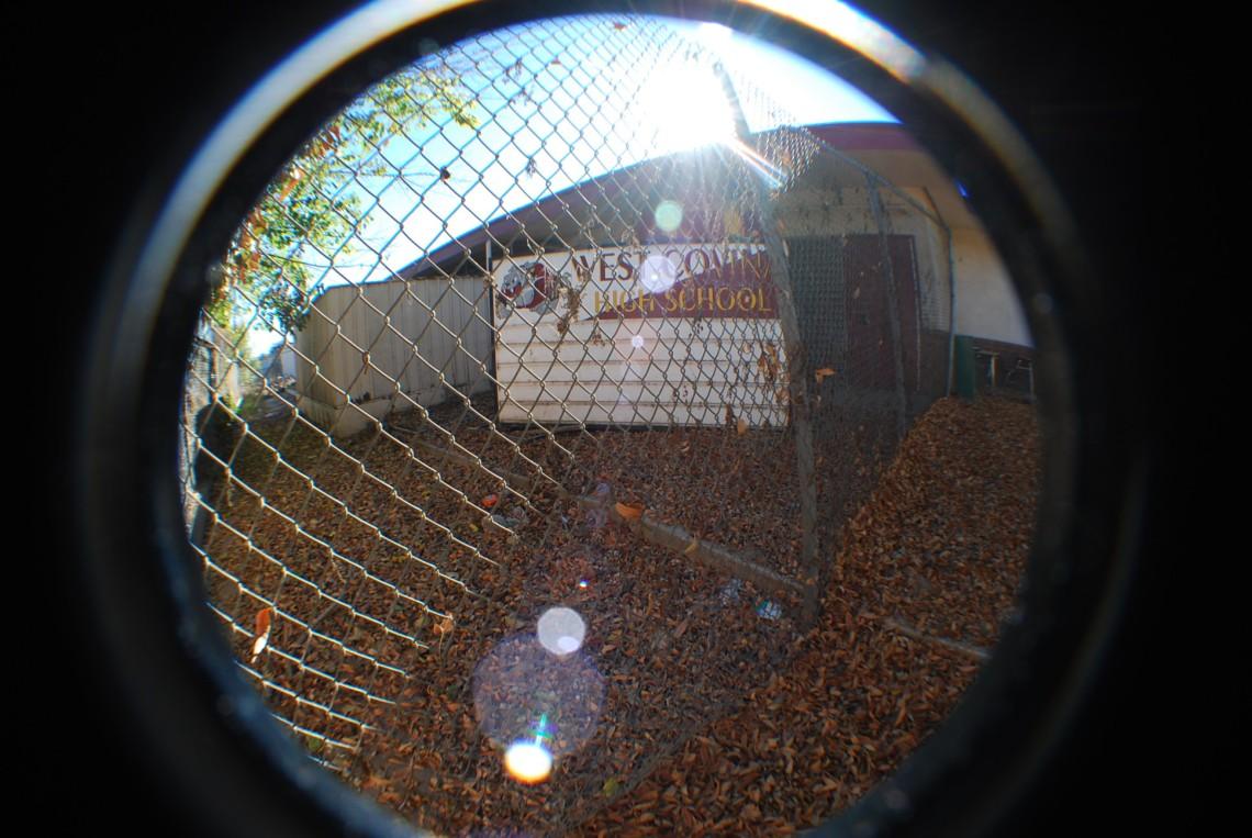 School Graveyard