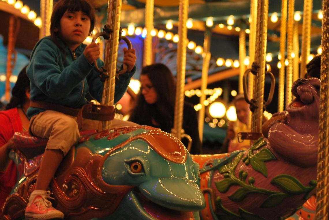 Triton's Carousel
