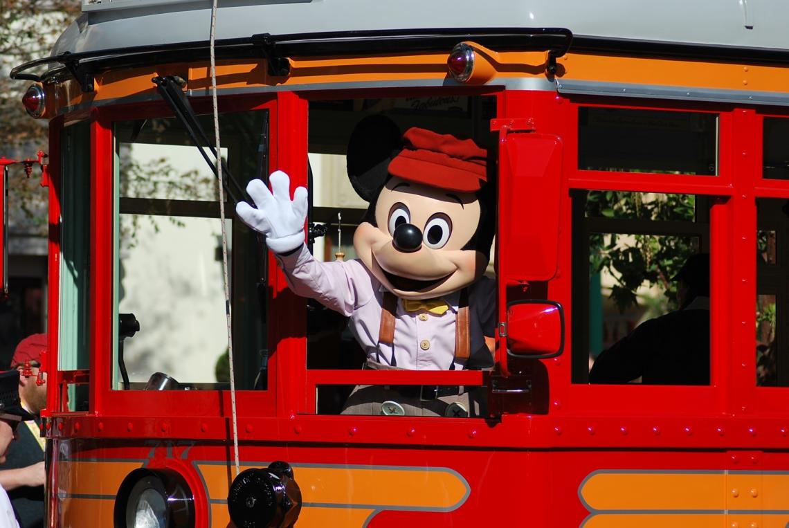 Bye Bye Mickey