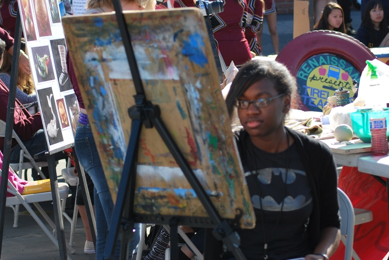 The Artist's View